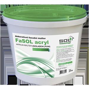 FaSOL acryl