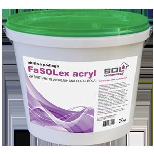 FaSOLex acryl